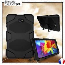 Etui Coque Housse Heavy Duty Antichocs Cover Case Samsung Galaxy Tab A 10.1