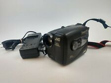 JVC Compact VHS Camcorder GR-AX510U Video Camera w/ Charger