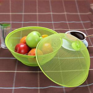 Fruit Basket With Lid Vegetable Basket Mosquito-proof Fresh-keeping Fruit Basket