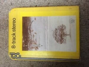 8 track cartridge + slip case GENESIS - WIND AND WUTHERING