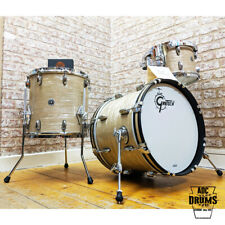 Gretsch Brooklyn Creme Oyster Be-Bop Drum Kit Shell Pack (12/14/18)