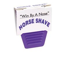 Horse Shave for Horse - stainless steel razor protected by a comb