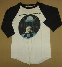 JEAN-LUC PONTY Civilized Evil 1980 US VINTAGE Promo 3/4 Sleeve T-SHIRT Jazz-Rock