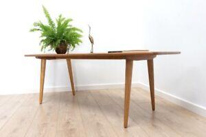 Mid Century Danish Oak Coffee Table By Hans J Wegner for Andreas Tuck 1954 /1242