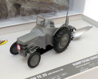 Universal Hobbies 1/32 Scale Tractor UH5364 Ferguson TE 20 With Sirocco Cab Grey