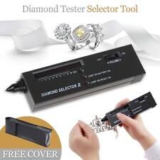 LED AUDIO Diamond JEWELRY Gemstone Tester Strumento di prova Selettore di autenticazione