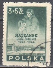 Poland 1946 - Majdanek - Mi 436 - used