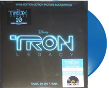 Daft Punk Tron Legacy 2LP Vinyl Blue Colour RSD 2020 Sealed Limited Edition