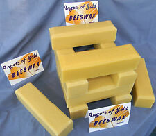 100% Natural - Beeswax 1000G  / 1KG - from Ingots of Gold