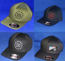 Three Percenter ball cap   3 Percenter Embroidered hat Patriotism