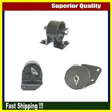 Brand New DEA Engine Mount Set 3pcs For 1998 Jeep Grand Cherokee 5.9 Limited