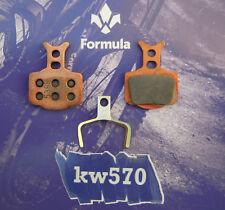 Formula - Almohadillas par SINTERIZADO x el/R1/RX/T1/RO/C1/CR3 FD40103-10