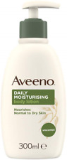 Aveeno Daily Moisturising Body Lotion - 24 Hours Moisturisation - Body Lotion to