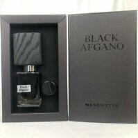 Nasomatto Black Afgano 30ml Extrait -New, Sealed, Authentic. Ships fast too!