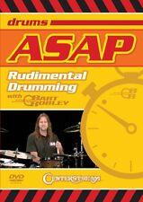 Asap Rudimental Drumming Dvd Percussion Dvd New 000001332