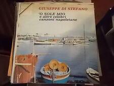 "GIUSEPPE DI STEFANO "" O' SOLE MIO"" LP"