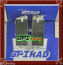 GPI Racing KAWASAKI KX250 KX 250 1992-1993 92 93 aluminum radiator
