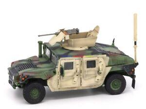 1/72 Diecast Tank US Army HMMWV M1114 / M-ATV MRAP Armored Car Vehicle American