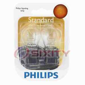 Philips Brake Light Bulb for Saturn Ion SW1 SW2 Vue 1993-2007 Electrical bh