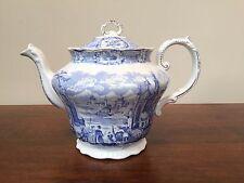 Ridgways ORIENTAL BLUE Teapot with Lid