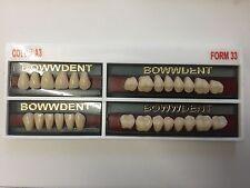 Zähne für die Zahntechnik
