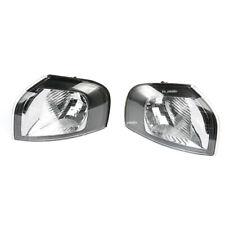 2x L & R Side Turn Signal Corner Light Lamp for Volvo for Volvo S80 1999-2006