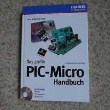 PIC-Micro Handbuch Elektronik Elektrotechnik Fachbuch