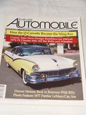 Collectible Automobile Magazine June 2001 Vol 18 - No 1