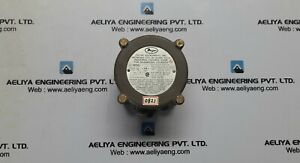 Dwyer 3.566.060 explosion proof pressure switch 1950-20-2f