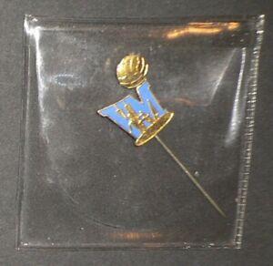 1958 FIFA World Cup Sweden Football Souvenir Pin Stick & World Cup Official Logo