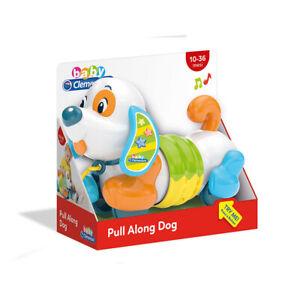Charlie cagnolino trainabile giocattolo bambo neonato prima infanzia Clementoni