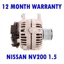NISSAN NV200 1.5 Bus Box 2010 2011 2012 2013 2014 2015 rmfd ALTERNATORE