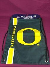 """Foco Drawstring Backpack Oregon Ducks 18""""x14"""" NWT"""