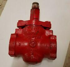 "Nordstrom 1 1/2"" Plug Valve, 175 CWP, Figure 142"