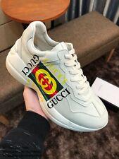 Rhyton sneakers unisex scarpe sportive donna e uomo Gucci
