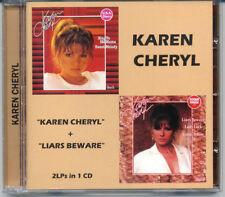 Karen Cheryl – Karen Cheryl / Liars Beware  Audio CD