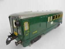 French Hornby O Gauge Baggage Coach - 1st Class