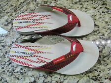 a154f58d2457 Merrell Synthetic Sandals   Flip Flops for Women US Size 6