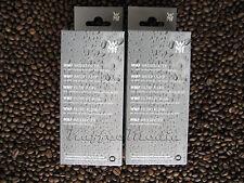 2 x WMF Wasserfilter 14 0701 9990 *** 1407019990 *** NEU