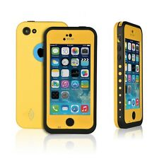Waterproof Proof Shockproof Dirtproof Hard Case Cover For Apple iPhone 5C US