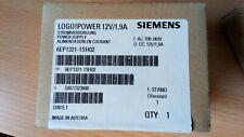 Siemens 6EP1321-1SH02 PSU 12vdc 1.9A Power Supply
