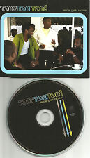 TONY TONI TONE Let's Get Down 4 TRX MIXES & EDITS PROMO CD Single Raphael Saadiq