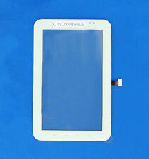 New White Touch Panel Screen Glass Digitizer for Samsung Galaxy Tab P1000 Repair