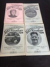 Super Rare Vintage Motoracing Magazine Official Racing Woodsie AMA Marsh Indian