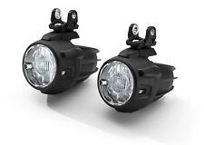 2 FARETTI MOTO LED BMW GS1250 GS1200 ADV UPGRADE DA ALOGENO A LED