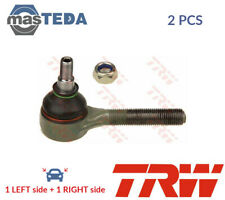 2x TRW FRONT INNER TRACK ROD END RACK END PAIR JTE110 P NEW OE REPLACEMENT
