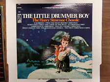 Little Drummer Boy The Harry Simeone Chorale 33 RPM EX+ 110615 TLJ