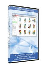 ÜEi-Verwaltung 3 Plus - Software zur Verwaltung Ihrer ÜEi-Sammlung