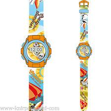 Disney Olaf Schneemann Frozen Kinder Armband Uhr Kinderuhr Armbanduhr Digital