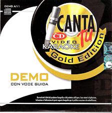 CANTA TU - DEMO  - A11 - ORIGINALE